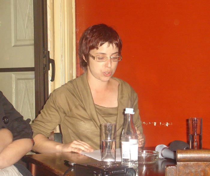 A antropóloga e investigadora Catarina Gomes lidera a lista do Bloco/Aveiro