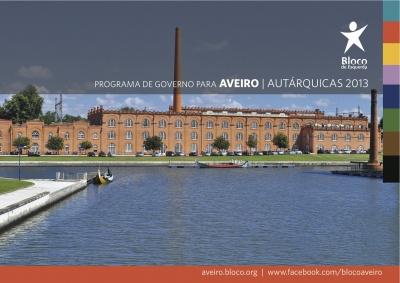 Programa de governo para Aveiro
